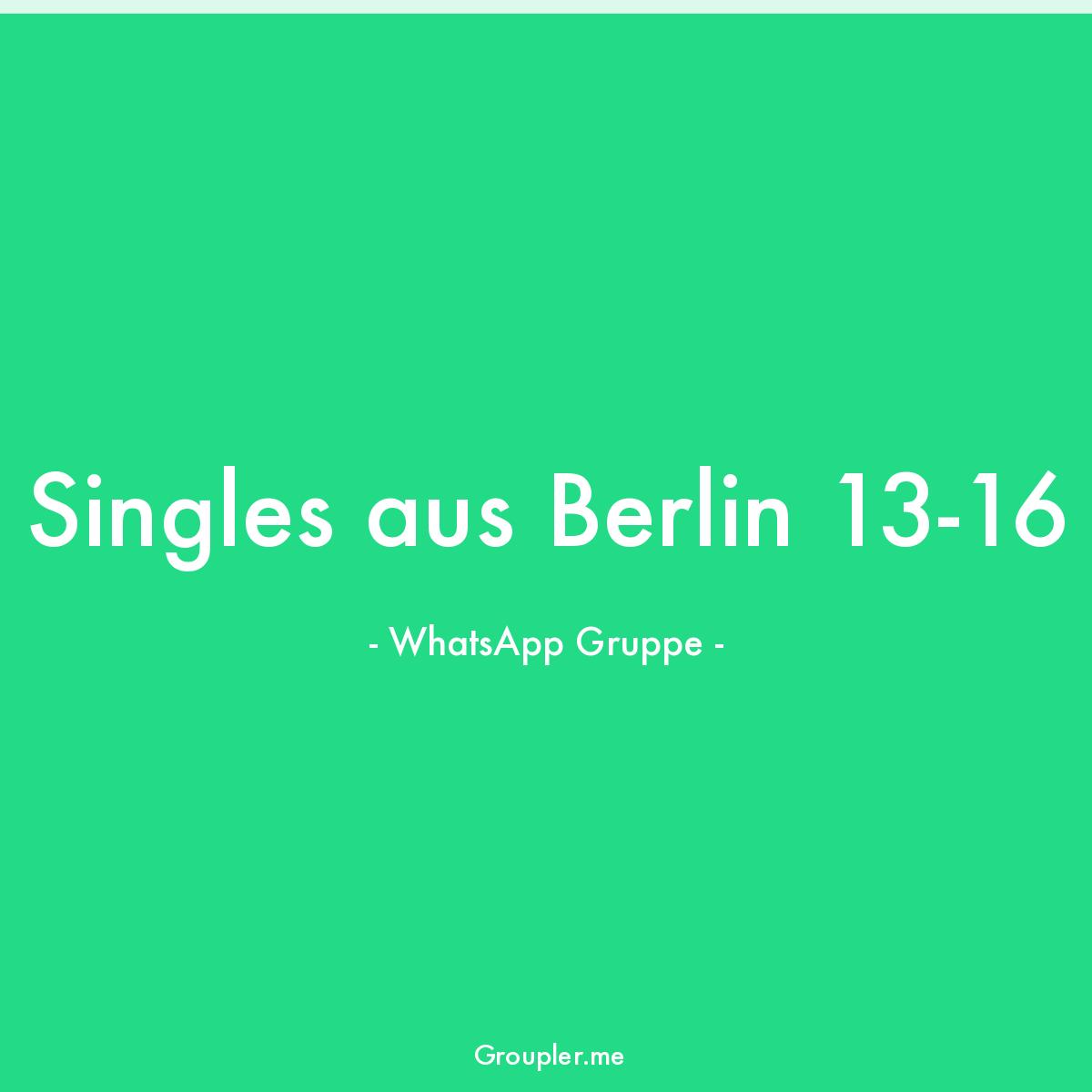 thepalefour.de | Berlin WhatsApp Gruppen